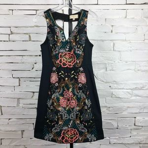 Anthropologie Dresses - Anthropologie Embroidered Perennial Dress 1283